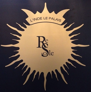 RE SOLE - L'INDE LE PALAIS